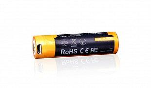 Baterie Fénix dobíjecí USB 18650 2600mAh