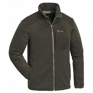 Bunda PINEWOOD Wildmark Membrane Fleece 5066 hnědá vel. XL - 1