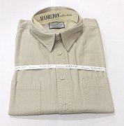 Košile HAMILTON béžová vel.L