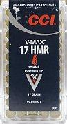 Náboj CCI 17 HMR V-MAX 50ks