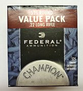 Náboj Federal .22 LR Champion 525 ks