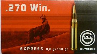 Náboj Geco .270 Win Express 8,4g 20 ks