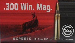 Náboj Geco 300 Win Mag EXPRESS 10,7g 20ks