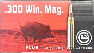 Náboj GECO .300 Win. Mag. PLUS 11g 20 ks