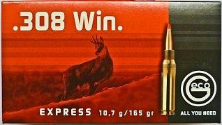 Náboj GECO .308 Win. Express 10,7g 20 ks