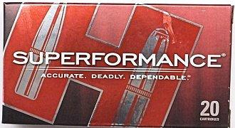 Náboj Hornady .223 Rem. Superformance GMX 55gr. 20 ks