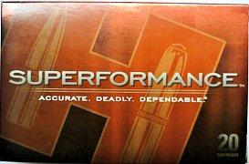 Náboj Hornady 30-06 Spr. Superformance SST 150GR
