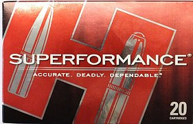 Náboj Hornady 30-06 Spr. Superformance SST 180GR