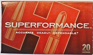 Náboj Hornady .308 Win Superformance SST 165 GR