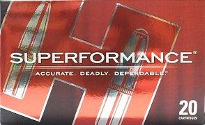Náboj Hornady 338 Win Mag Superformance SST 225 gr 20ks