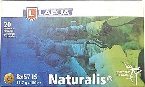 Náboj LAPUA 8x57JS Naturalis 11g 20 ks