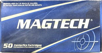 Náboj MAGTECH 44 Rem Mag FMJ-FLAT 15,55g 50 ks