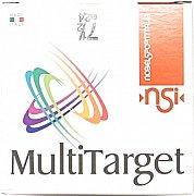 Náboj NSI 12x70 Multitarget 28g 2,4mm 25 ks