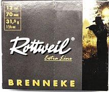 Náboj ROTTWEIL 12x70 Brenneke 31,5g 10 ks