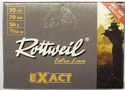 Náboj ROTTWEIL 20x70 Rottweil Brenneke 24g 10 ks