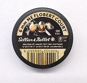 Náboj SB 6mm Flobert s okrajovým zápalem 100 ks
