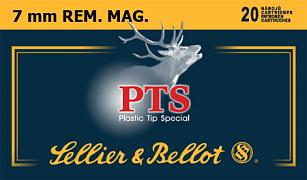 Náboj S&B 7mm Rem. Mag. PTS 20 ks