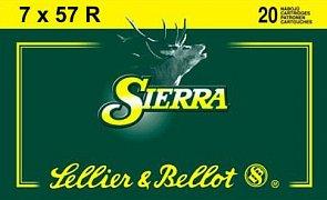 Náboj S&B 7x57R Sierra 20 ks