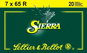 Náboj S&B 7x65R Sierra 20 ks