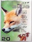 Náboj YAF 20x70 Slug 22g 10 ks