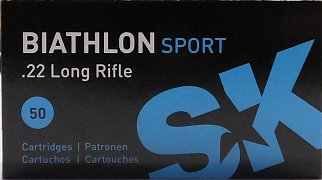 Náboj Lapua 22 LR Biathlon Sport 50ks