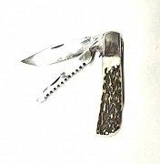 Nůž Bareš 21S