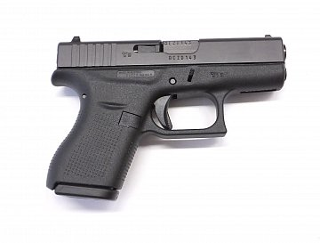 Pistole Glock 42r.9mm Browning - 3