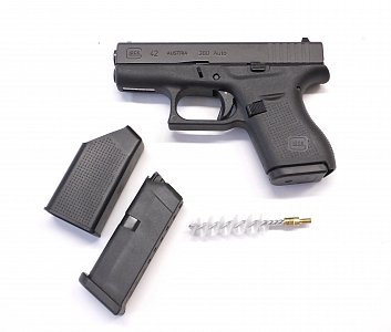 Pistole Glock 42r.9mm Browning - 4