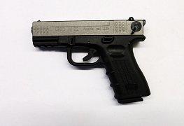 Pistole ISSC M22 Bicolour