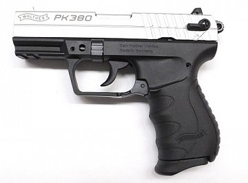 Pistole Walther PK380 Nikl r. 9mm Browning - 1
