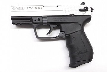 Pistole Walther PK380 Nikl r. 9mm Browning - 2