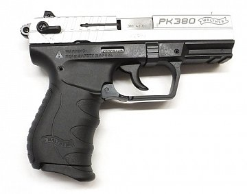 Pistole Walther PK380 Nikl r. 9mm Browning - 3