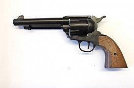 Plynový revolver BRUNI Single Action 6RD 380 černý (PEACEMAKER)