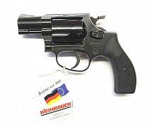Plynový revolver Weihrauch HW37 černý cal. 9mm