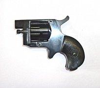 Revolver Ekol Arda černá r. 4mm Flobert