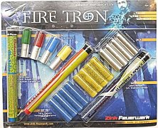 Sada pyrotechniky Fire Tron