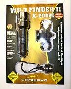 Svítilna Ledwave Wildfinder X-ZOOM červená - set