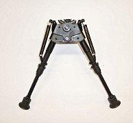 Teleskopická dvojnožka na zbraň ODEON 15-23cm