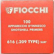 Zápalky brokové Fiocchi 616.209 100 ks