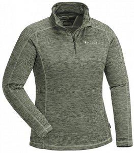 Košile Pinewood Maribor TC dámská 3531 bílá/burgundy vel. XXL - 1