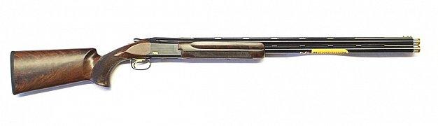 Brokovnice - broková kozlice Browning B725 Pro Trap r. 12x76/12x76