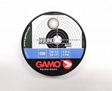 Broky GAMO Round 4,5mm 500ks