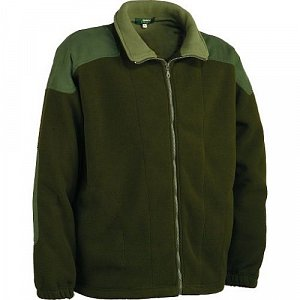 Bunda Gamo Alaska fleece zelená vel. L - 1