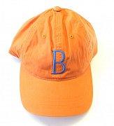 Čepice - kšiltovka Beretta Big B oranžová