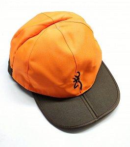 Čepice - kšiltovka Browning BIFACE oranžová-hnědá (308081381) - 2