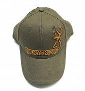 Čepice - kšiltovka Browning COOPER BROWN 308249881