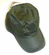 Čepice - kšiltovka Browning WINTER WAX FLEECE 308984 zelená