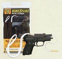Čistící šňůra Boresnake pro krátké zbraně .357 cal., 9mm, .380 cal., .38 cal. - 1