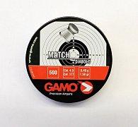 Diabolky Gamo Match 4,5 mm 500 ks plechová dóza