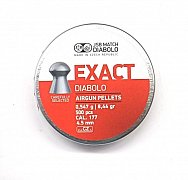 Diabolo JSB Exact 4,52mm 0,547g 500 ks